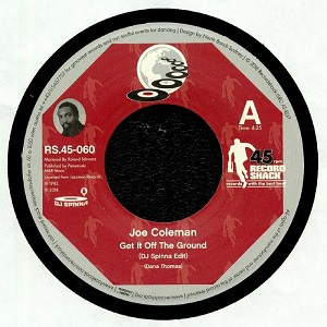 GET IT OFF THE GROUND (DJ SPINNA EDIT) (7 inch)