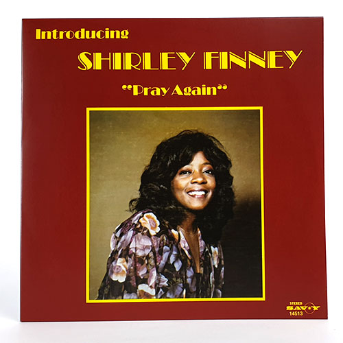 PRAY AGAIN (LP) -RSD LIMITED- [RSRLTD002] - SHIRLEY FINNEY