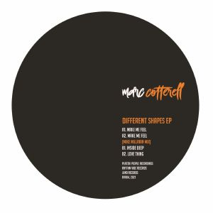 DIFFERENT SHAPES EP (FEAT MIKE MILLRAIN REMIX) -pre-order-