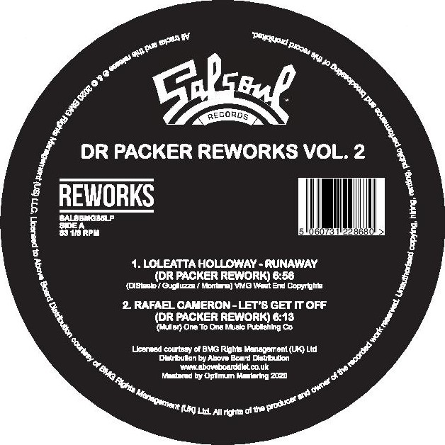 DR. PACKER REWORKS VOL. 2 -pre-order-