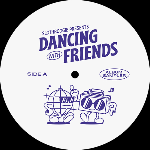 DANCING WITH FRIENDS VOL.1 SAMPLER