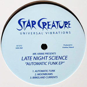 AUTOMATIC FUNK EP