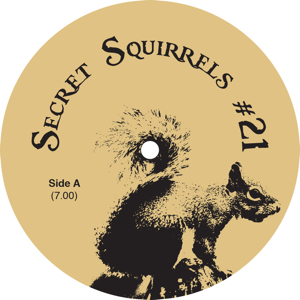 SECRET SQUIRRELS #21