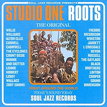 STUDIO ONE ROOTS (COLOR VINYL) (2LP) -pre-order-