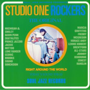 STUDIO ONE ROCKERS (20TH ANNIVERSARY EDITION) (2LP)
