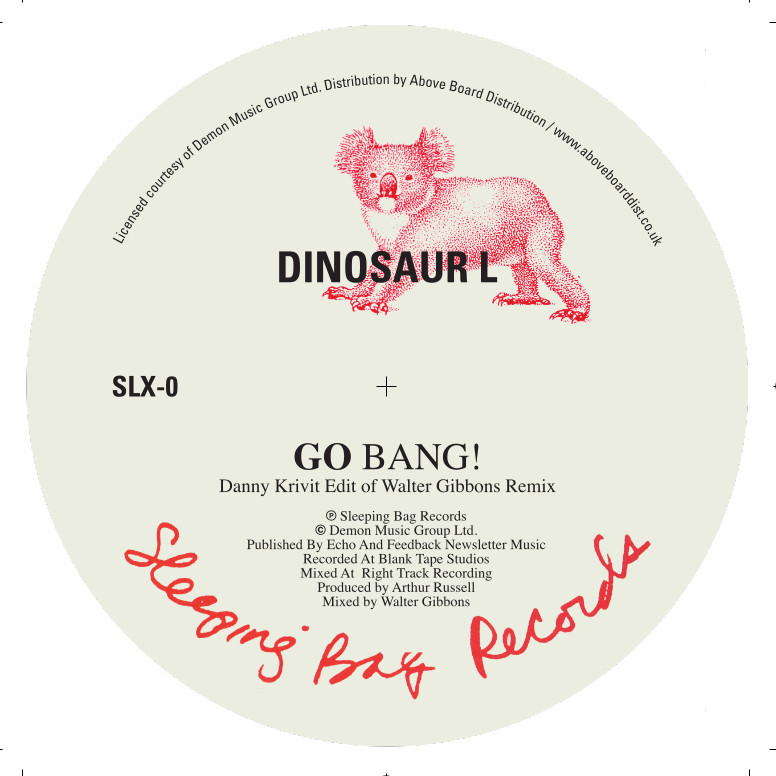 GO BANG! (DANNY KRIVIT EDIT OF WALTER GIBBONS REMIX) / I'LL TAKE