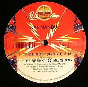 THE BREAK-REMIXES