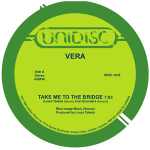TAKE ME TO THE BRIDGE / JUMPIN' (GET HOT / HIT THE SPOT)TAKE ME