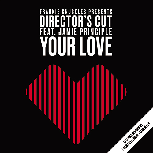 YOUR LOVE (FEATURING JAMIE PRINCIPLE) -pre-order-