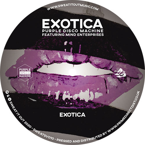 EXOTICA (feat. MIND ENTERPRISES)