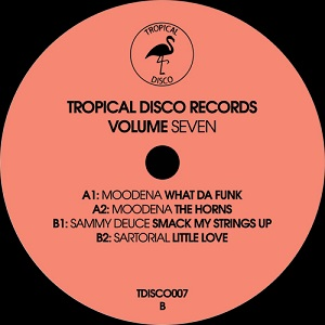 TROPICAL DISCO EDITS VOL. 7