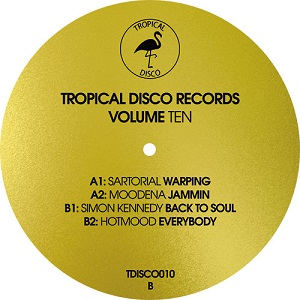TROPICAL DISCO RECORDS VOL.10