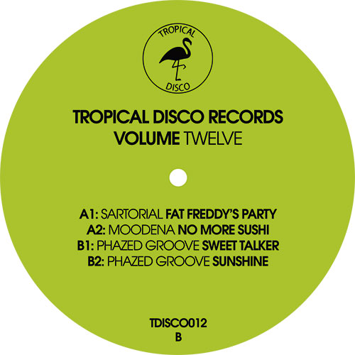 TROPICAL DISCO RECORDS, VOL. 12