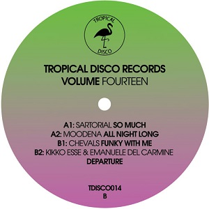 TROPICAL DISCO RECORDS VOL.14
