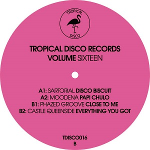 TROPICAL DISCO RECORDS, VOL. 16