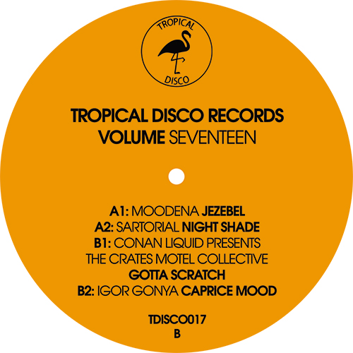 TROPICAL DISCO RECORDS VOL.17