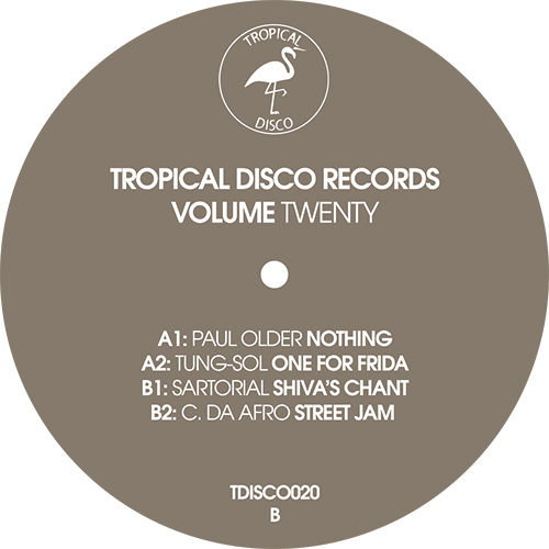 TROPICAL DISCO RECORDS, VOL. 20 -pre-order-