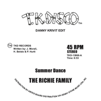SUMMER DANCE/AT THE TOP OF THE STAIRS - DANNY KRIVIT EDITS