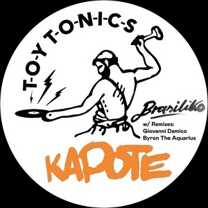 BRASILIKO(GIOVANNI DAMICO / BYRON THE AQUARIUS REMIXES)