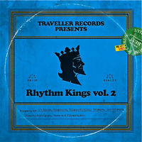RHYTHM KINGS VOL. 2 (2LP)