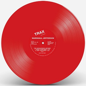 THE HOUSE MUSIC ANTHEM (RED VINYL)