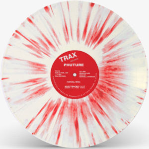 ACID TRACKS (LIMITED SPLATTER VINYL REPRESS)