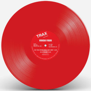DO YOU KNOW WHO YOU ARE? (RED VINYL)
