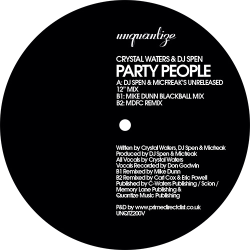 PARTY PEOPLE -pre-order-