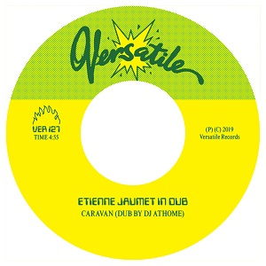 ETIENNE JAUMET IN DUB PART 2 (7 inch)
