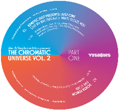 THE CHROMATIC VOL.2 PT.1