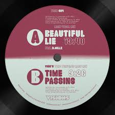 BEATIFUL LIE FT.D. MILLZ / TIME PASSING -pre-order-
