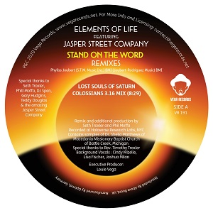 STAND ON THE WORD (feat. JASPER STREET COMPANY) - REMIXES