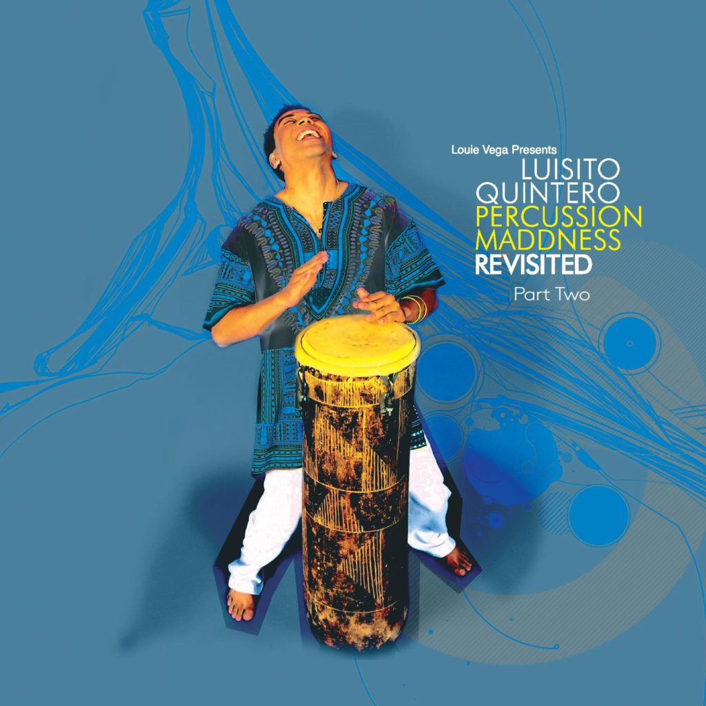 PERCUSSION MADDNESS REVISITED - PART TWO (2LP)
