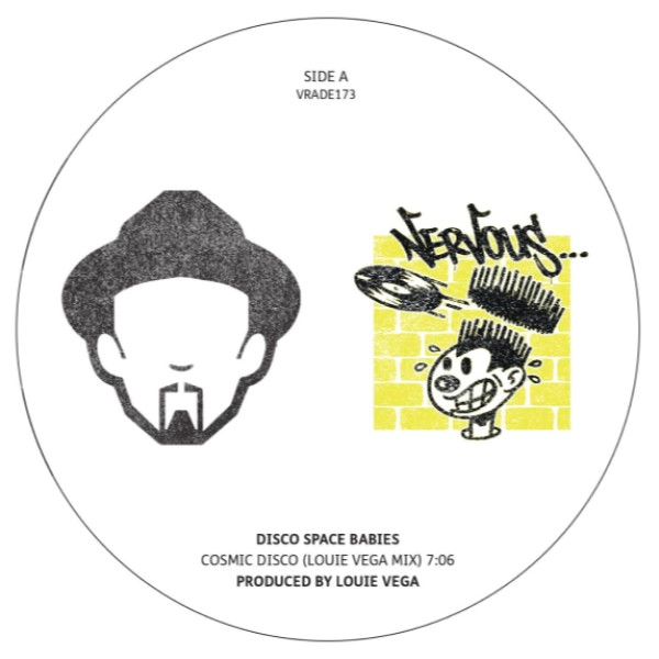COSMIC DISCO (LOUIE VEGA MIX)