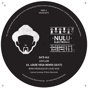 ASYLUM (LOUIE VEGA REMIXES)