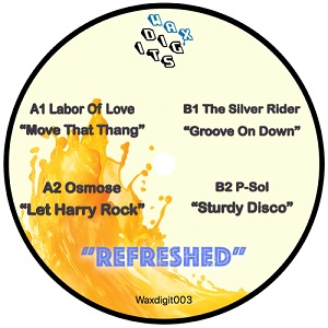 WAXDIGIT003 - REFRESHED