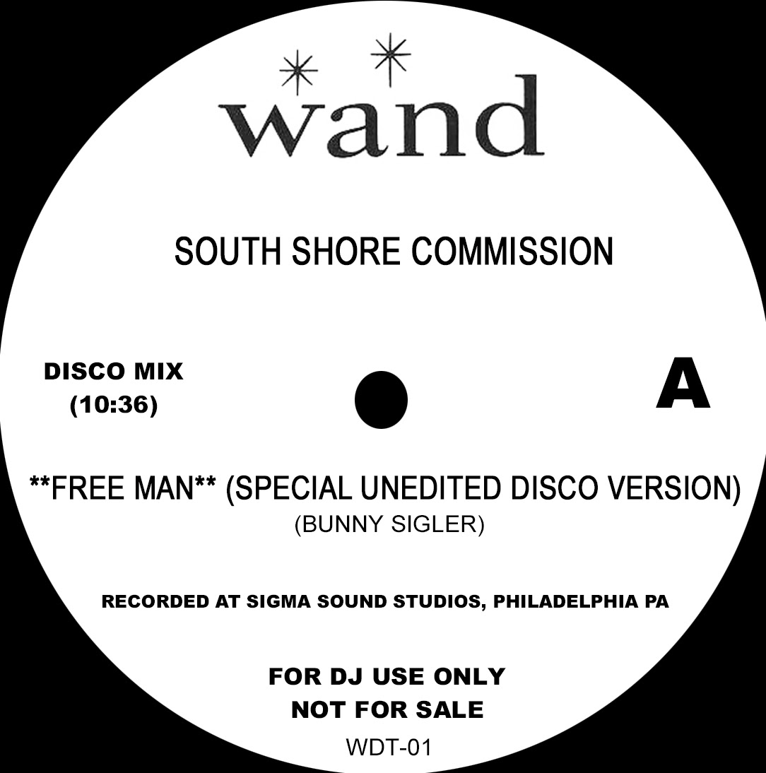 FREE MAN (SPECIAL UNEDITED DISCO VERSION)