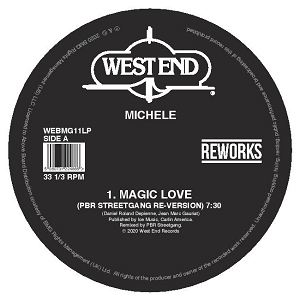 MAGIC LOVE (PBR STREETGANG RE-VERSION)