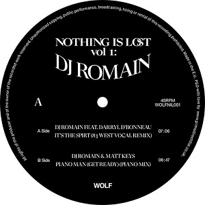 NOTHING IS LOST VOL 1
