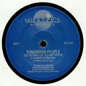 TOMORROW PEOPLE (feat. GREGORY PORTER‎) (7 inch)