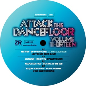 ATTACK THE DANCEFLOOR VOLUME 13