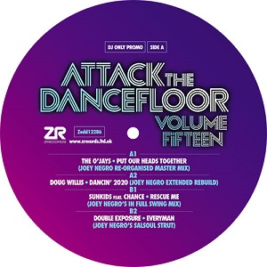 ATTACK THE DANCEFLOOR VOL.15