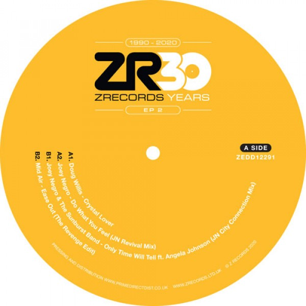 30 YEARS OF Z RECORDS – EP 2 -pre-order-