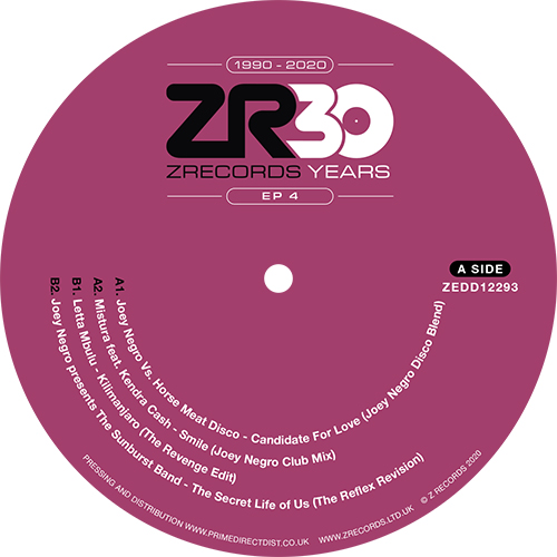DAVE LEE PRESENTS 30 YEARS OF Z RECORDS - EP 4
