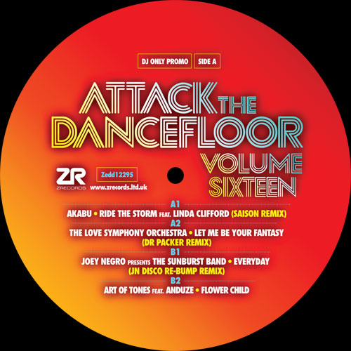 ATTACK THE DANCEFLOOR VOL.16