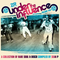 UNDER THE INFLUENCE VOL 5 (W-PACK)
