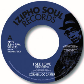 I SEE LOVE (METLIFE REMIX) (7 inch)