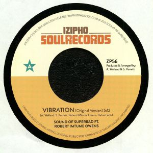 VIBRATION FEAT ROBERT IMTUME OWENS (7inch) -pre-order-